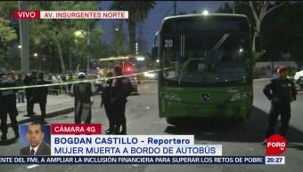 Foto: Matan Pasajera Resistirse Asalto Metro La Raza 29 Mayo 2019
