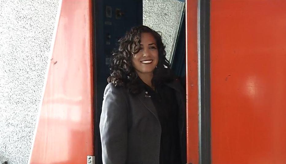 Foto: Nayeli es una mamá ejemplar que trabaja en el STC Metro, 10 mayo 2019