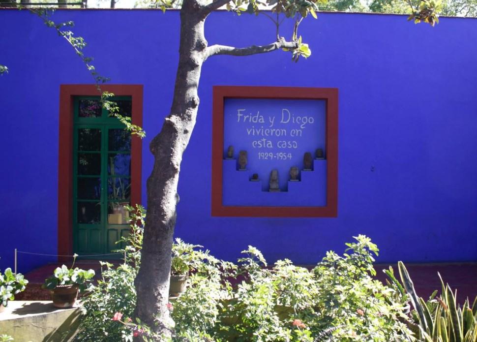 foto museo frida kahlo