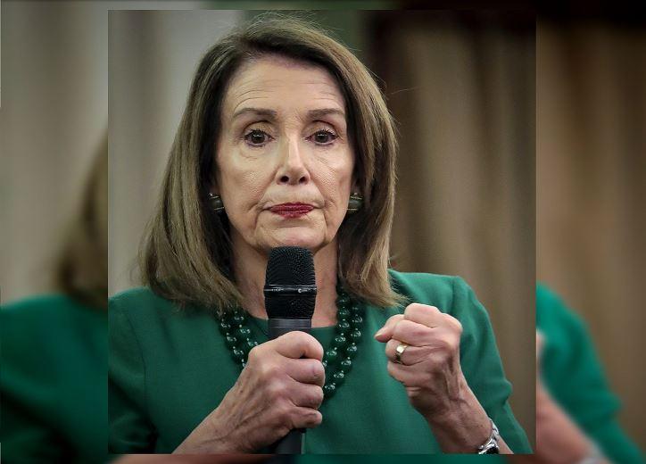 FOTO: La presidenta de la Cámara Baja de Estados Unidos, Nancy Pelosi, el 12 de enero de 2020