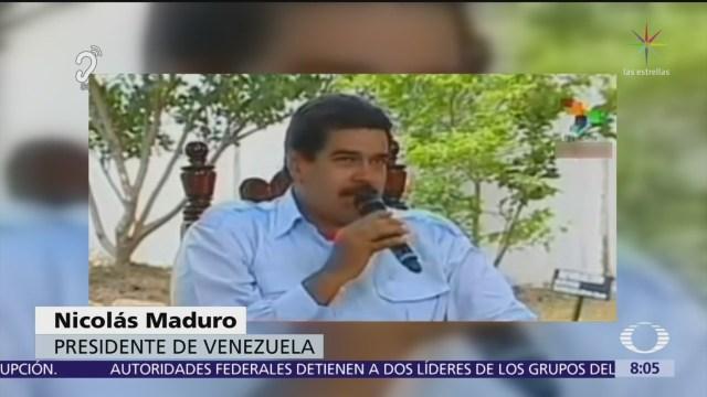 Nicolás Maduro vs Juan Guaidó, la crisis en Venezuela