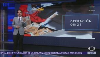 Operación Oikos: Destapan red dedicada a arreglar partidos de futbol