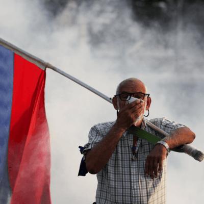 SRE: México, único país que mantiene contacto con partes en conflicto en Venezuela