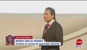 Órdenes contra Emilio Lozoya son por tres delitos, dice María Idalia Gómez