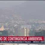 Foto: Pachuca mantiene fase 1 de contingencia ambiental