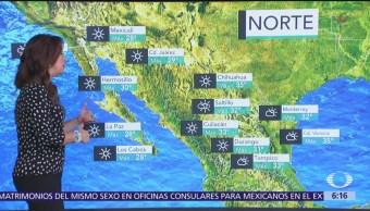 Persiste ambiente muy caluroso en gran parte de México