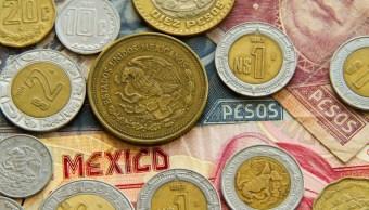 Foto: Varias monedas mexicanas