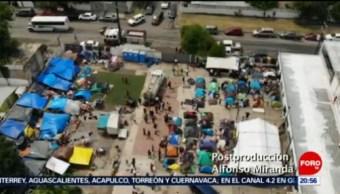 Foto: Brote De Ébola Frontera México Migrantes Africanos 9 de Mayo 2019
