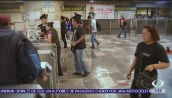 Policías y empleados, coludidos en reventa de boletos del Metro CDMX