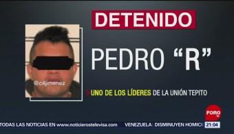 Foto: Violencia Cdmx Detenidos Tortas Jamon Union Tepito 28 Mayo 2019
