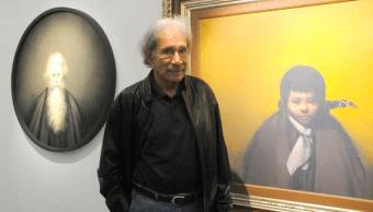 Muere en Cuernavaca el pintor zacatecano Rafael Coronel