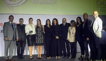 Foto Recibe Fundación Televisa premio Caracol de Plata 16 mayo 2019