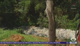 Río Tecamachalco, fuente de contaminación que amenaza a miles de familias