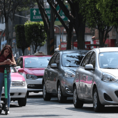 Incluir hologramas '0' y '00' en contingencia es para reducir congestión vial: Sergio Zirath