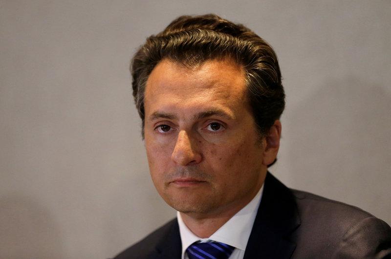 FGR solicita a Interpol ficha roja para detener a Emilio Lozoya