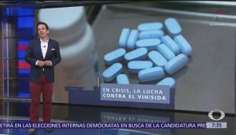 Se registra desabasto de medicamentos para VIH en México