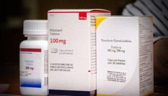 Foto Secretaría Salud atenderá desabasto de antirretrovirales VIH 6 mayo 2019