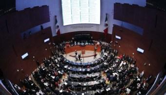 Senado clausura periodo extraordinario de sesiones
