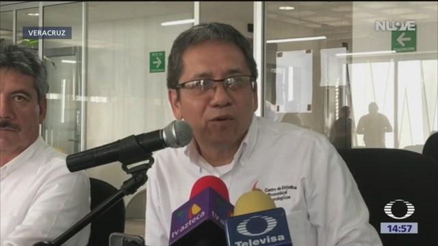 FOTO: Severas sequías afectan a regiones de Veracruz, 27 MAYO 2019