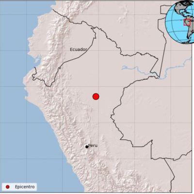 Sismo de magnitud 8.0 con epicentro en Perú se siente en Ecuador y Colombia