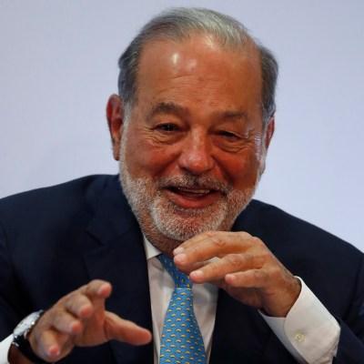 Carlos Slim y el sector empresarial respaldan a AMLO frente a las amenazas de Trump