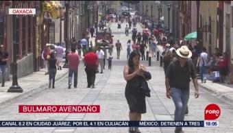 FOTO: Temperaturas bajan por lluvias en Oaxaca, 19 MAYO 2019