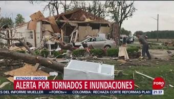 Foto: Tornados Inundaciones Estados Unidos 29 Mayo 2019