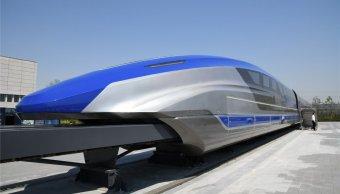 foto China revela prototipo de tren bala que alcanzaría 600 km/hr 23 mayo 2019