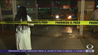 Tres personas mueren por disparos en diferentes puntos de la CDMX