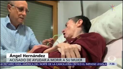 Un español podría ir a prisión por eutanasia de su mujer