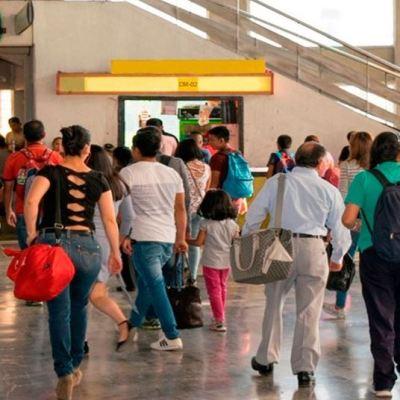 Cae banda dedicada al robo de celulares en el Metro de CDMX
