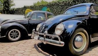 'Vochitos', triunfadores en la subasta de vehículos de Los Pinos