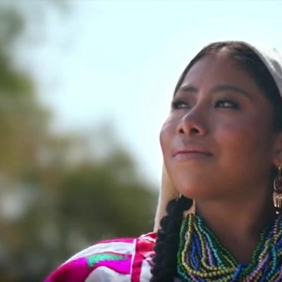 Yalitza Aparicio como la imagen oficial de la Guelaguetza 2019