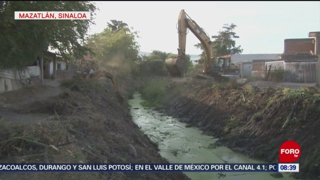 FOTO: Zonas susceptibles a inundaciones en Sinaloa, 18 MAYO 2019