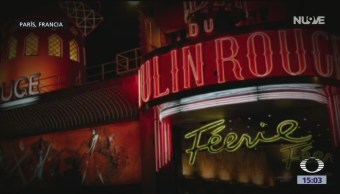 FOTO: 130 aniversario del Moulin Rouge, 17 Junio 2019