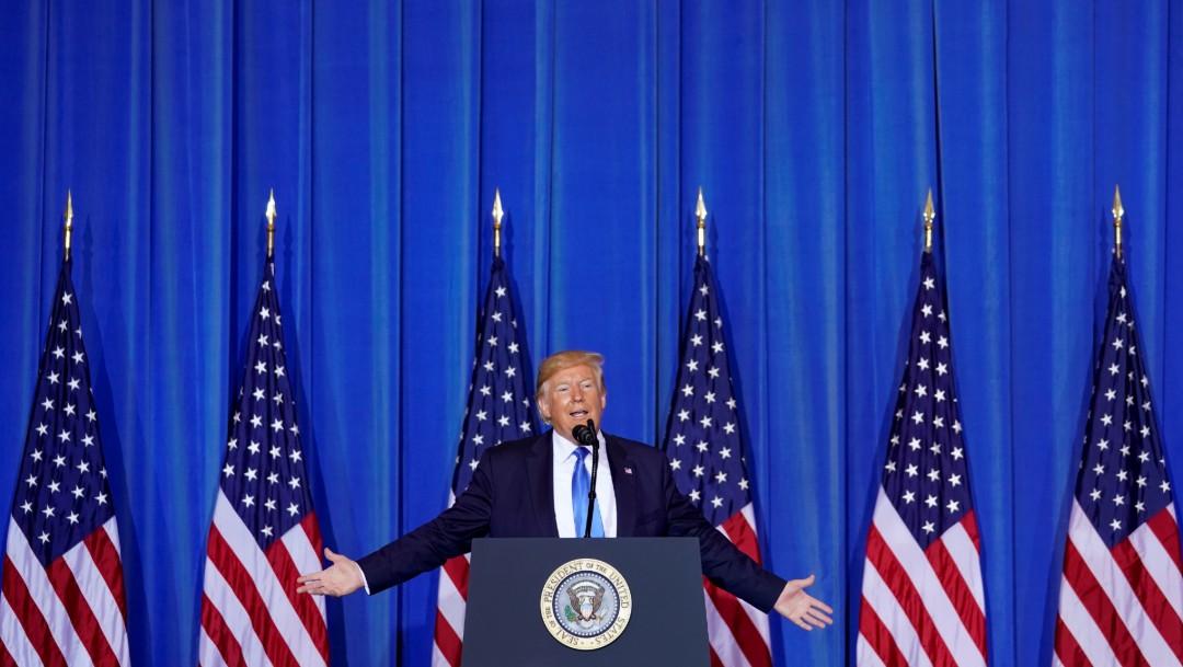 Trump confirma que no impondrá nuevos aranceles a importaciones chinas