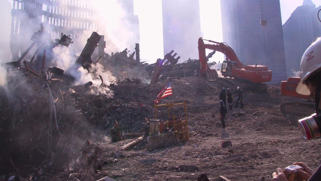 foto Revelan fotos inéditas del terrorífico 11-S en Nueva York 20 junio 2019
