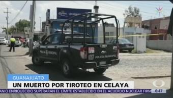 Abaten a presunto líder de plaza del cártel Santa Rosa de Lima