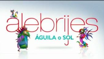 Foto: Alebrijes Aguila Sol Forotv 9 Junio 2019