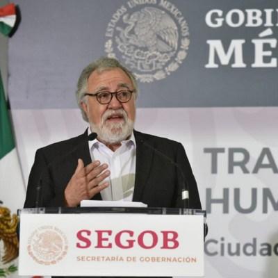 Alejandro Encinas asegura que hay recursos para atender a migrantes