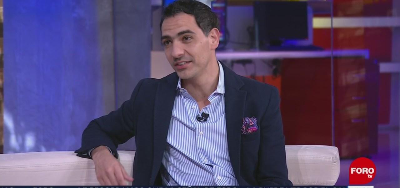 Alex de la Rosa se integra a la nueva etapa de Televisa Deportes