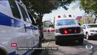 Foto: Ambulancias Pelean Pacientes Hacer Negocio 11 Junio 2019