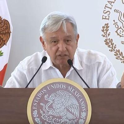 AMLO anuncia adelanto en la entrega de escrituras de Infonavit