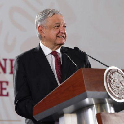 AMLO se mantiene optimista que habrá acuerdo con Estados Unidos sobre arancel