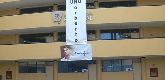 FOTO AMLO: Duele muerte de Norberto Ronquillo, trabajamos por la paz (Noticieros Televisa junio 2019)