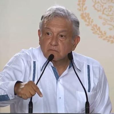 AMLO anuncia planta de gas para evitar apagones en Yucatán