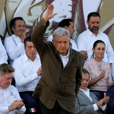 Cumpliremos compromisos con Estados Unidos, afirma AMLO en Tijuana