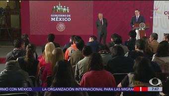 AMLO y Ebrard presentan proyecto de integración del sureste de México