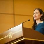 Foto:Angelina Jolie, enviada Especial de ACNUR, visitará la frontera entre Colombia y Venezuela, 7 junio 2019