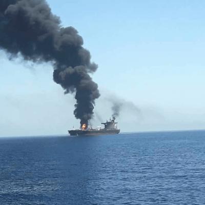 Irán culpa a EU de la inestabilidad en el Golfo Pérsico